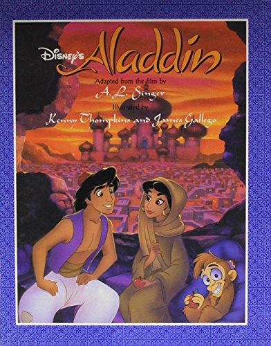 (Disney's Aladdin (Illustrated Classic Series))