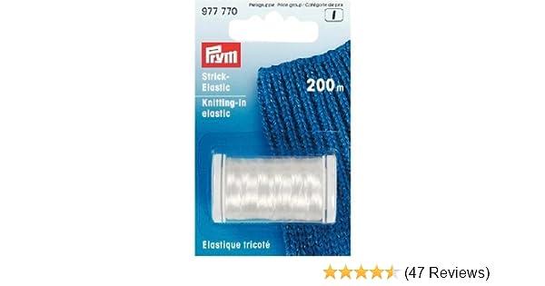 977770 Prym Knitting In Elastic