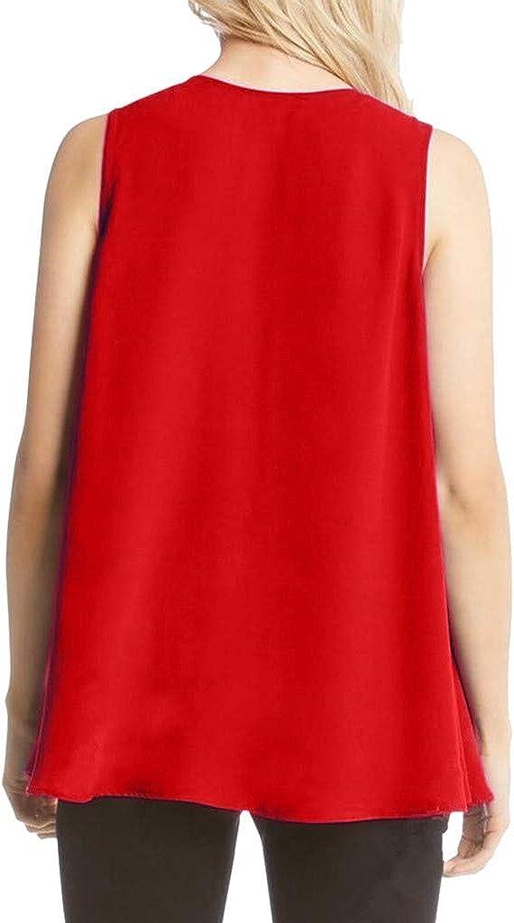 Ghazzi Tank Tops for Women Casual V-Neck Plus Size Short Sleeve Giraffe Print T Shirt Soft Casual Loose Tunic Tops Blouse