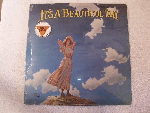 It's A Beautiful Day Self Titled Holland Import