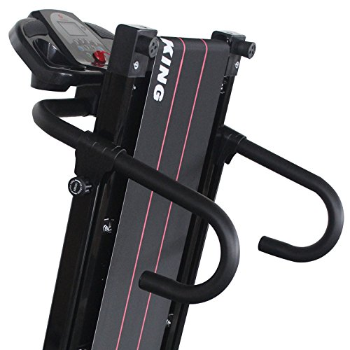 Portable 500W Folding Electric Motorized Treadmill Running Gym Fitness Machine by ZETY (Image #5)'