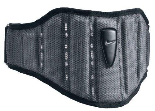 Nike (9.306.017.001.) Structured Training Belt (Midnight Fog/Cool Grey/Black, Medium)