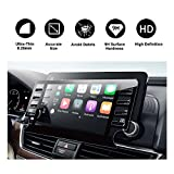 2018 Honda Accord Sport EX EX-L Touring EX-L Navi Navigation Screen Protector,HD Clear TEMPERED GLASS Screen Scratch-Resistant Ultra HD Extreme Clarity with Screen-Printed Tech (2018 8In)