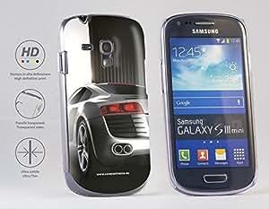 Funda Carcasa dura para Samsung Galaxy S3 mini - Audi R8