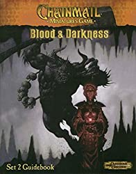 Chainmail Miniatures Game: Blood and Darkness - Set 2 Guidebook