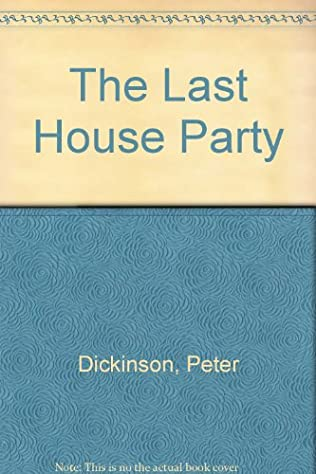 book cover of The Last House Party