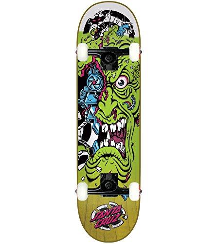 """Santa Cruz Skateboard Complete Rob Roskopp Mashup 8.0"""" Te..."""