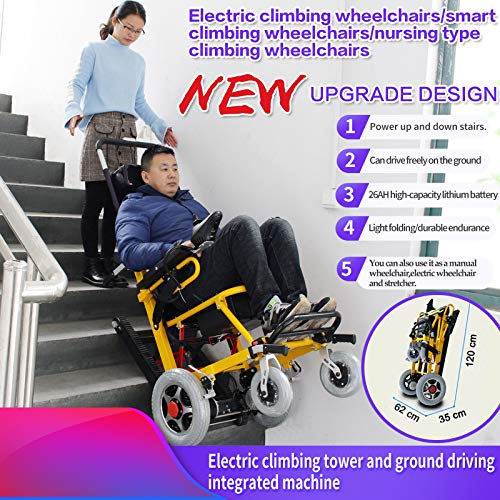 Mobility Scooter 350 lbs-Power Wheelchair-Stair Lift- Electric Folding Mobility Aid-Can be as Lifting Devices,Stretcher