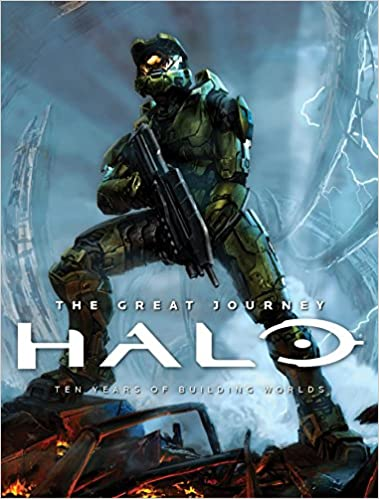 Amazon Com Halo The Great Journey The Art Of Building