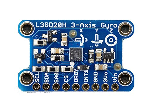 L3GD20H Triple-Axis Gyro Breakout Board - L3GD20/L3G4200 - 5 Chicago 3 To Terminal Terminal