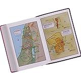 Holy Bible: KJV Super Giant Print Edition: Two-tone Charcoal / Pink (King James Bible)