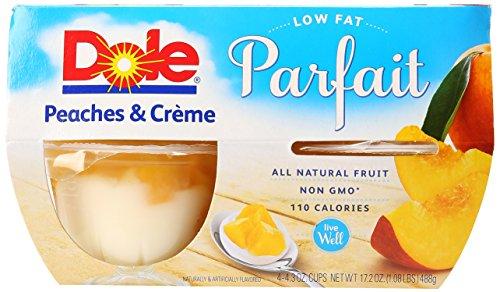 Dole Peaches And Creme Parfait, 4 oz by Dole (Image #5)