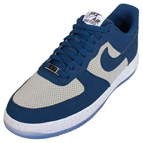 nike lunar force 1 14 mens trainers 654256 sneakers shoes Blue Force Blue Force White 401 nJu13vR