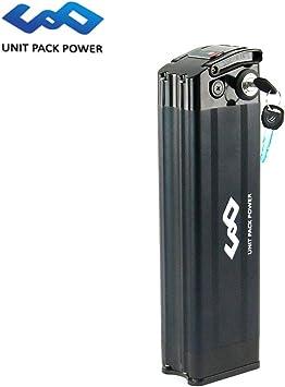 uppcycle Batería de Bicicleta eléctrica, 36V 17.5AH / 14.5AH ...