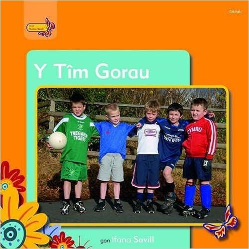 Book Pobl Pentre Bach: Y Tim Gorau (Welsh Edition)