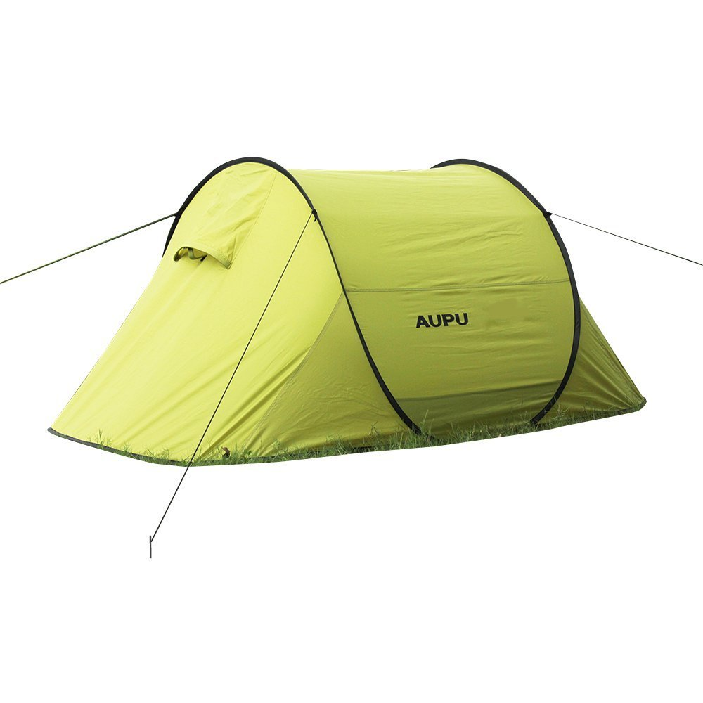 Outdoor-Camping Wandern Zelt 2 Personen Folding Rod-Zelt