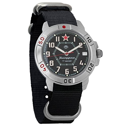 Vostok Watches Review