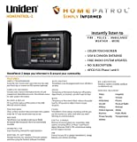 Uniden HomePatrol-2 Color Touchscreen Simple