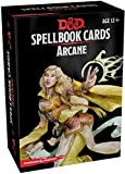 Product picture for Spellbook Cards: Arcane (Dungeons & Dragons)