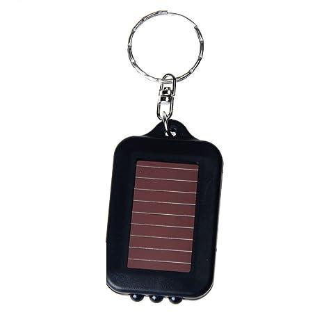 OSYARD Linterna LED portátil superpequeña con 3 llaveros LED ...