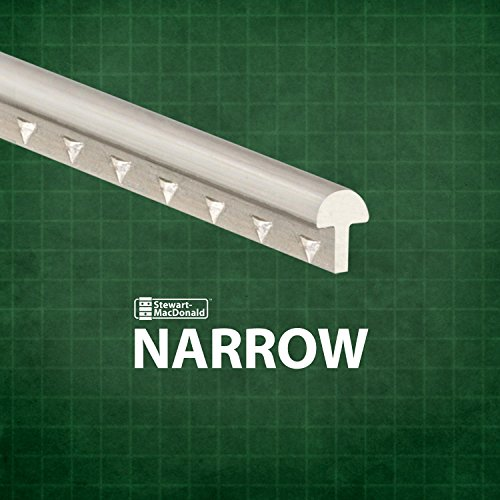 StewMac Narrow Fretwire, Narrow/Low, 96-foot pack (1 pound) by StewMac