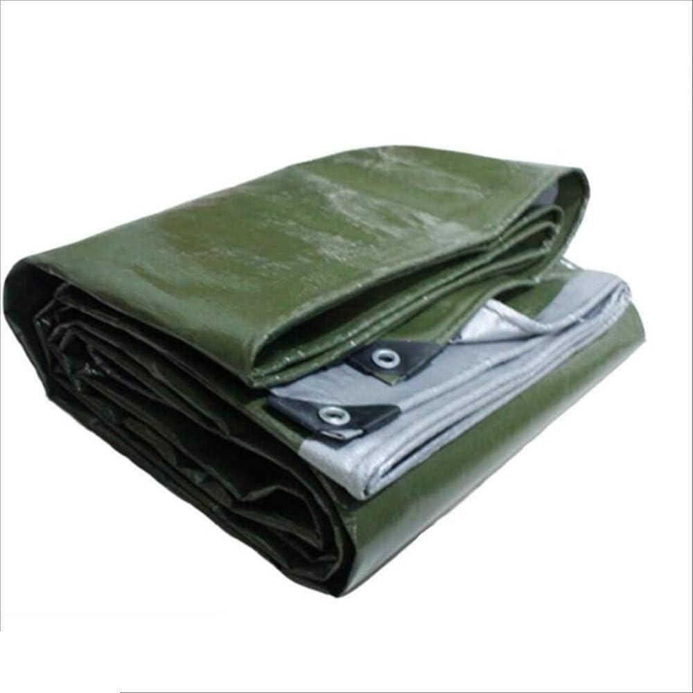 NAN liang ターポリン厚い防水布キャンバストラック防水シートリノリウム日陰布耐摩耗布地布PVC防水0.35MM - 200 g/M² アウトドア (サイズ さいず : 8x12m)  8x12m