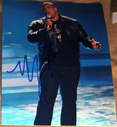 Big Mike Lynche Signed Autograph