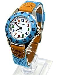 Kids My First Easy Reader Wrist Watch Boys Girls...
