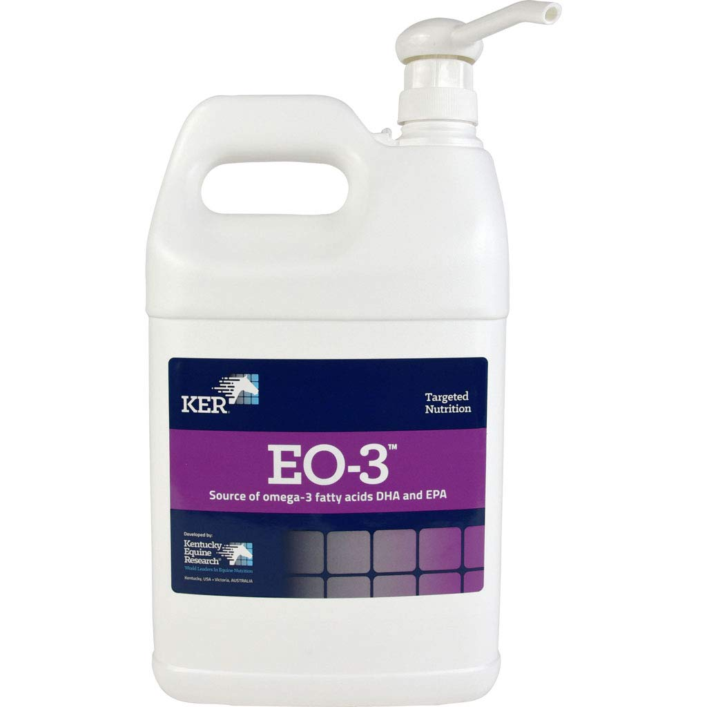 DPD EO 3 Omega-3 Supplement for Horses - 1 Gallon