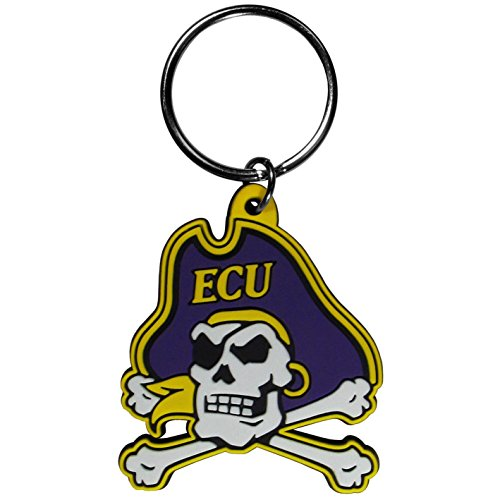 - Siskiyou NCAA East Carolina Pirates Flex Key Chain