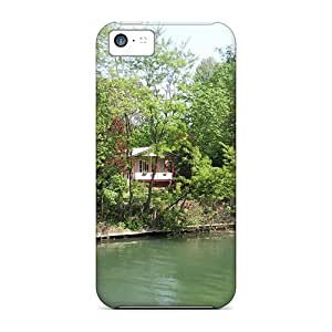 New Style Case Cover StIaSuN5732TUpJr Cabane Compatible With Iphone 5c Protection Case