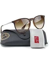 RB4171 865/13 Erica Sunglasses Tortoise Frame / Brown Gradient Lens
