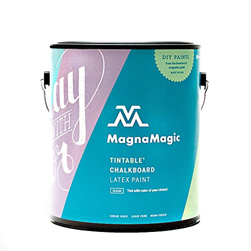 Magnamagic GBCP810 Chalkboard Paint-Tintable - One -