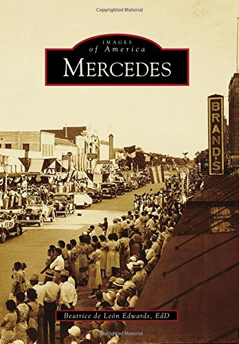 Mercedes (Images of America) - Mercedes Tx Map