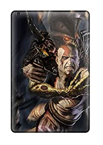 Hot Design Premium Tpu Case Cover Ipad Mini 3 Protection Case(god Of War) 1373161K15933984