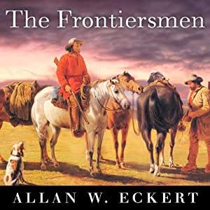 The Frontiersmen Hörbuch