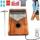 Kalimba Thumb Piano 17 keys Mbira Kit Acacia KOA
