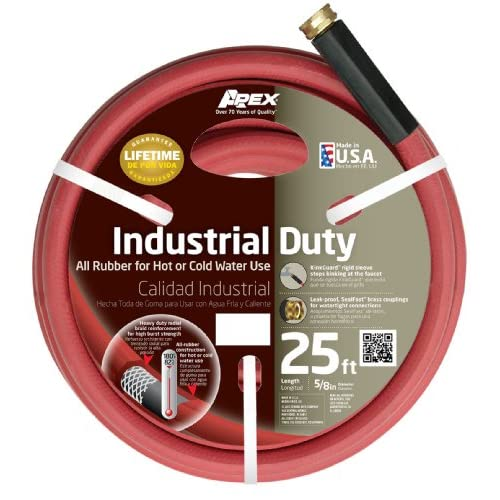 on sale Apex 8695-25 Commercial All Rubber Hot Water Hose