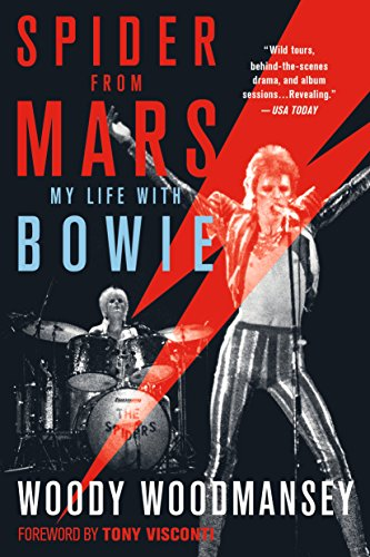 Spider from Mars: My Life with Bowie (Best Music Library Manager)