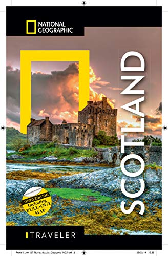 National Geographic Traveler Scotland 3rd Edition