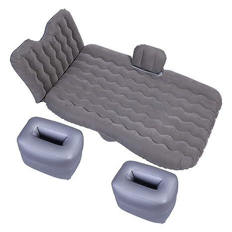 AFDK Cojín inflable del colchón de aire del viaje del coche ...