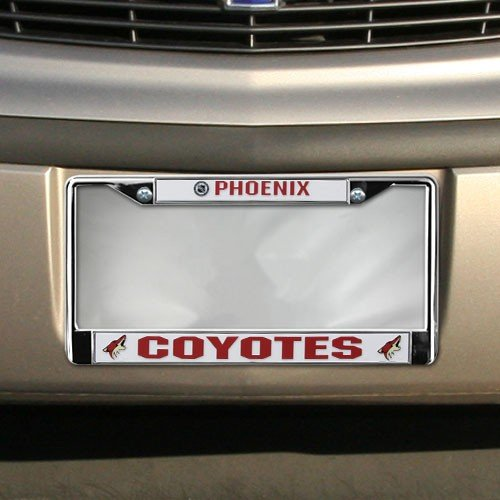 - Rico Arizona Coyotes License Plate Frame