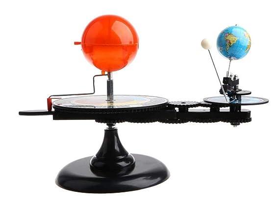 CHUXUE Sistema Solar Orbital Sol Tierra Luna Modelo Proyecto De ...