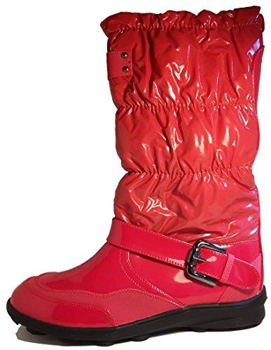 3-W-Hohenlimburg Botas Clásicas Mujer Rojo