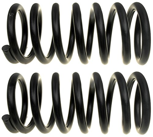 ACDelco 45H3155 Professional Rear Coil Spring Set - Honda Coil Suspension System