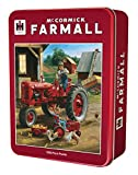 1000 piece jigsaw puzzles on sale - MasterPieces Farmall Farmall Friends 1000 Piece Tin Box Jigsaw Puzzle by Charles Freitag