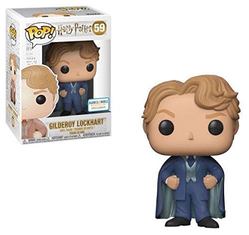 Harry Potter Gilderoy Lockhart #59 Blue Suit Funko Pop