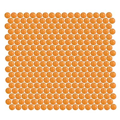 FenglinTech Grenades Bullets - 10,000PCS Water Gel Beads for Nerf Grenade - (Orange): Toys & Games