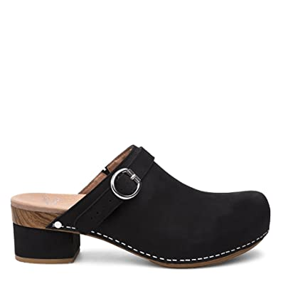 Amazon Dansko Womens Marty Slip On Clogs Mules Clogs