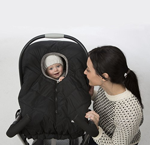 Chicco Infant Baby Bunting Bag Car Seat Stroller Cover Wind and Cold Protector